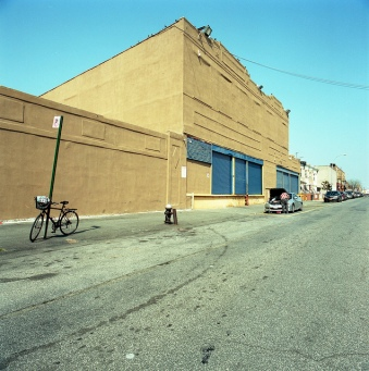 The Rubel warehouse as it looks today. By Laurence Beckhardt